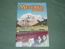 MECCANO MAGAZINE 1956 May Vol XLI No.5